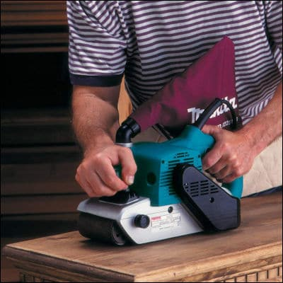 Makita 9403 belt sander review