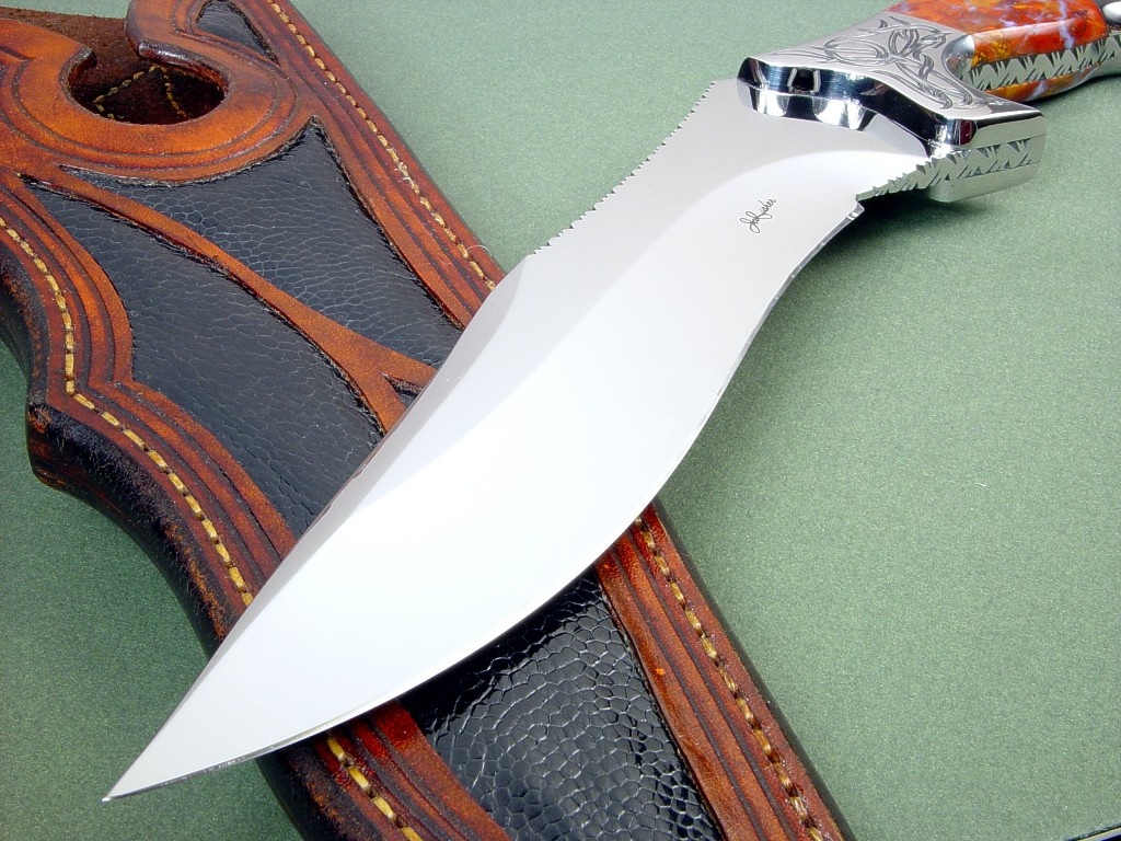Modern Knife Making by Individuals - Source: http://www.jayfisher.com/Knifemaker_Overview.htm