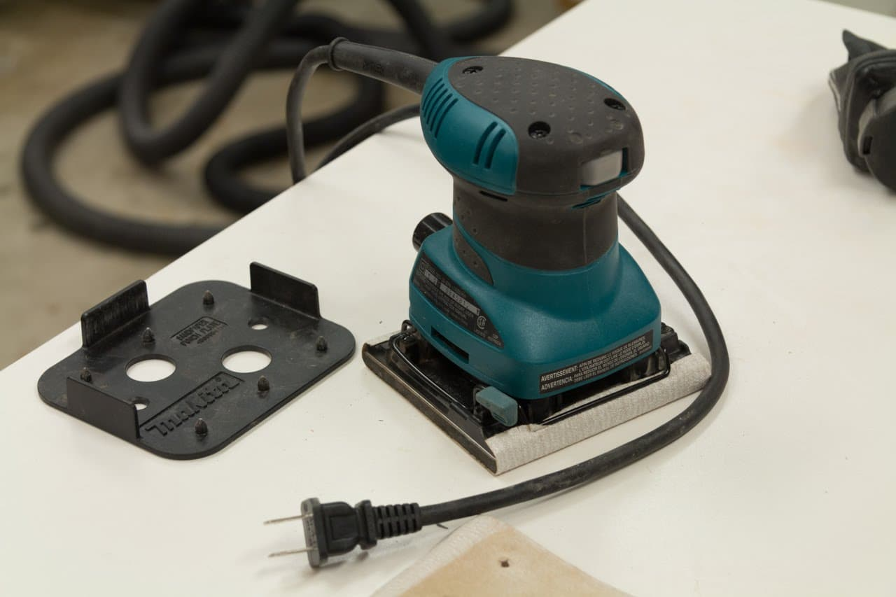 How to choose the best palm sander for your woodworking?